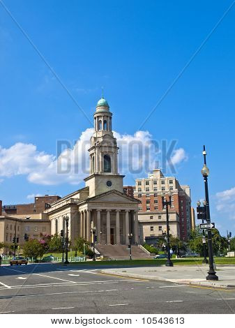 National City Christian Church, Washington Dc