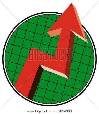 Up Trend Arrow