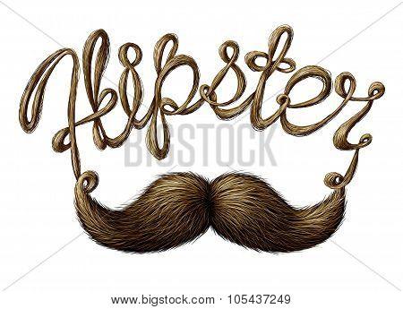 Hipster Symbol