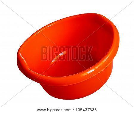 Round Laundry Wash Basin Plastic