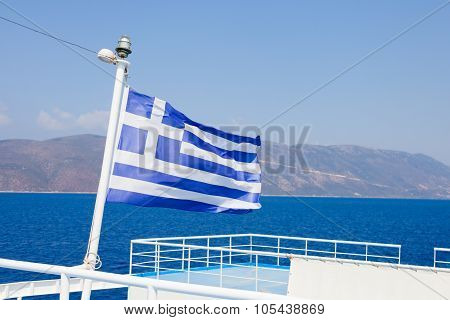 Greek Naval Transportation