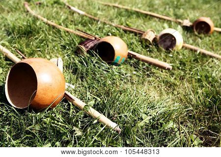 authentic musical instruments