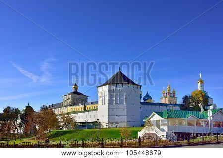 Sergiev Posad Monastery, Russia