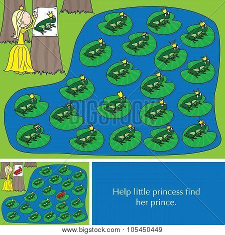 Little Princess Puzzle
