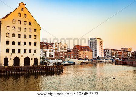 Marina Of Gdansk