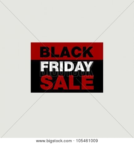 Black Friday. Abstract background for Black Friday