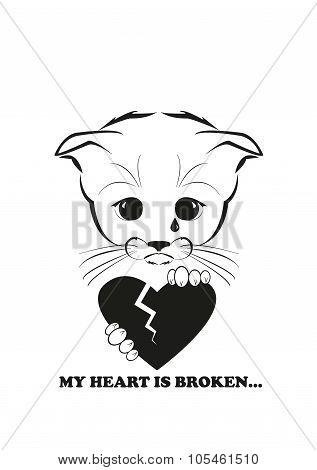 Totono and broken heart