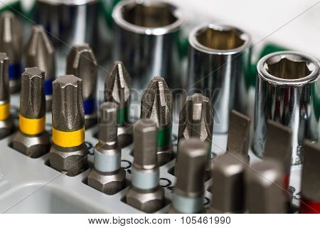 Metal Working Tools, Metalwork