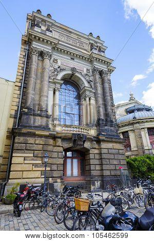 Academy Of Fine Arts, Dresden