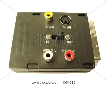 Audiovideo Sockets