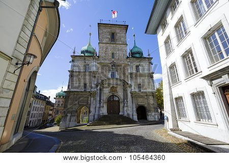 Town Hall Of Solothurn