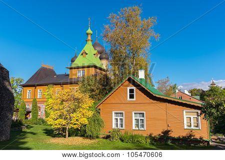 Kuremae Dormition Convent. Estonia