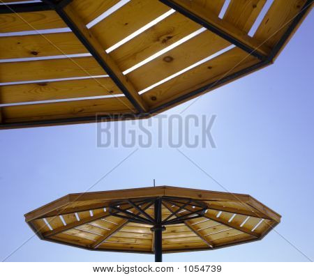 Parasols From The Sun