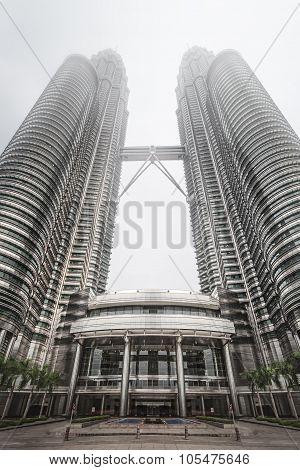 Modern architecture of Malaysia