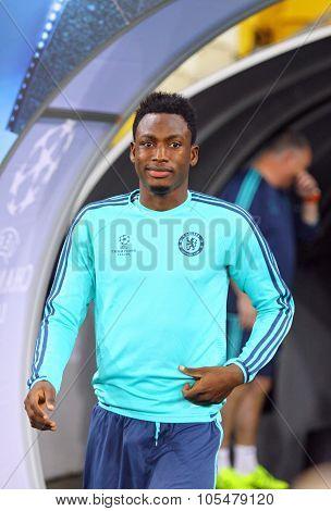 Abdul Rahman Baba Of Fc Chelsea
