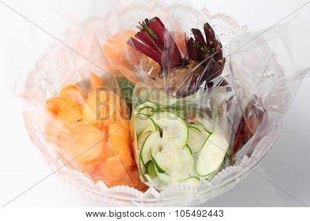 Prepaid Vegetable Salad