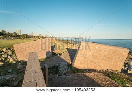 Montevideo Holocaust Memorial