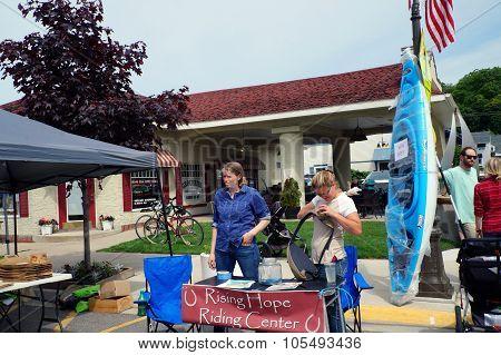 Kayak Raffle