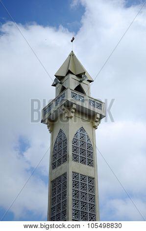 Masjid Tanjung Api at Kuantan, Malaysia