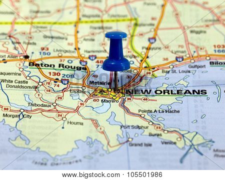 new orleans in usa
