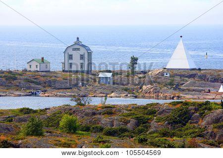 Kobba Klintar In Aland Islands Archipelago.
