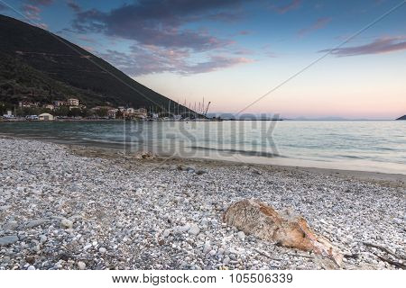 Vasiliki Sunset, Lefkada, Ionian Islands, Greece