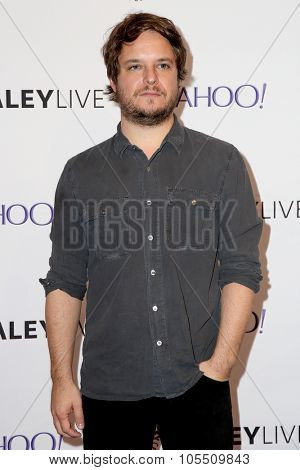 LOS ANGELES - OCT 19:  Byron Balasco at the An Evening with