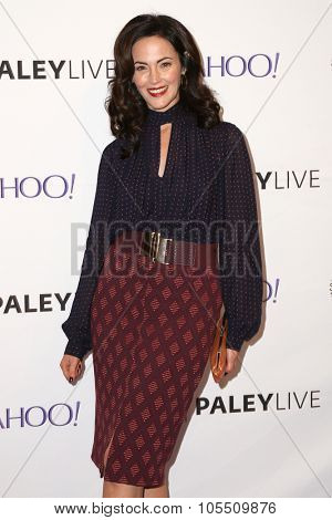 LOS ANGELES - OCT 19:  Joanna Going at the An Evening with