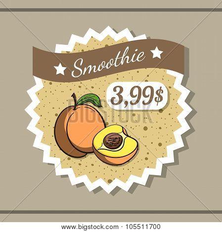 Smoothie Sticker 2