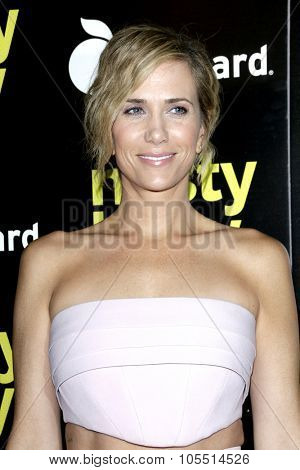 LOS ANGELES - OCT 19:  Kristen Wiig at the
