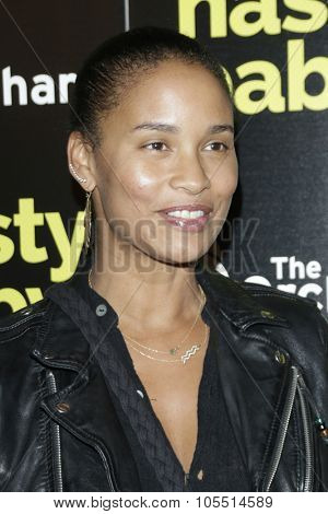 LOS ANGELES - OCT 19:  Joy Bryant at the