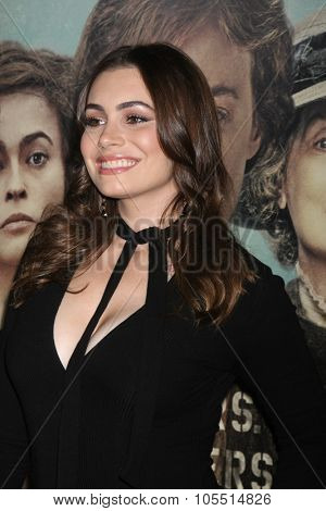 LOS ANGELES - OCT 20:  Sophie Simmons at the