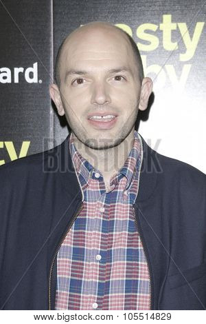 LOS ANGELES - OCT 19:  Paul Scheer at the