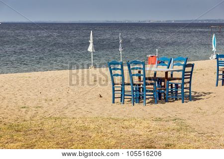 Gerakini Beach, Chalkidiki, Central Macedonia, Greece