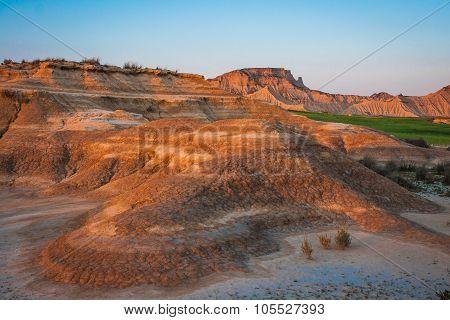 Bardenas Reales, Navarra, Spain