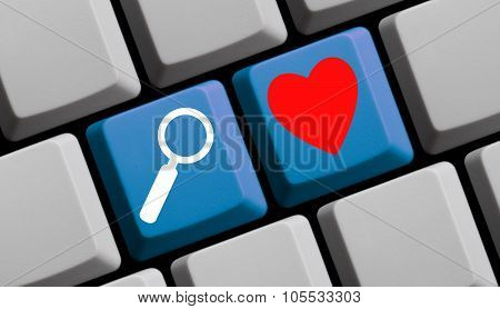 Search For Love Online