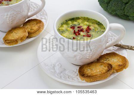 Quick Soup.