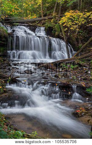 Wagner Falls Cascade