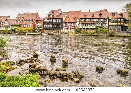Little Venice In Bamberg