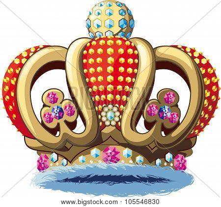 Richly Royal crown