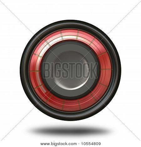 Modern Button Icon