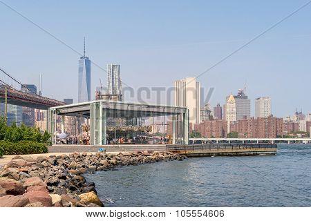 Brooklyn Park in New York