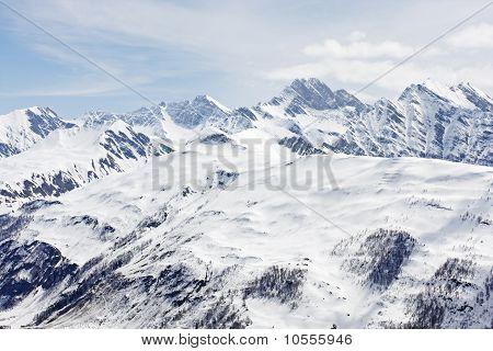 Alpine Slopes, Cormayeur