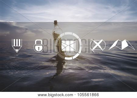 Searching Emergence Survival Tranquil Message Lost Concept