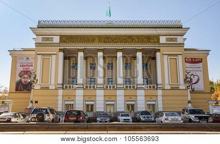 Almaty - Opera And Ballet Theatre