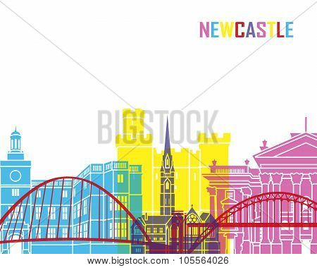 Newcastle Skyline Pop