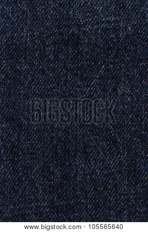 Blue jean fabric texture background