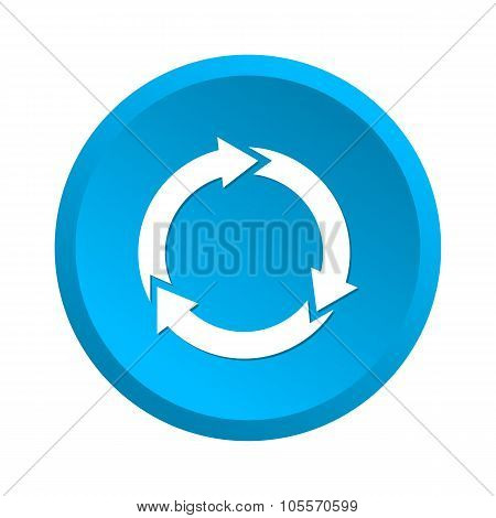 Waste processing icon