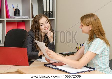 A Candidate For The Position, And Specialist Personnel To Conduct Interviews