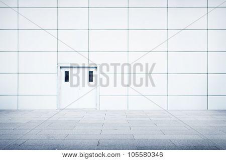 Doorway Architecture Corridor Hallway Concept